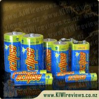 Eclipse Super Alkaline Batteries