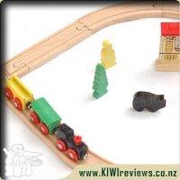Big jigs rail train set