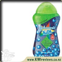 Johnsons Kids Shampoo and Conditioner Blueberry