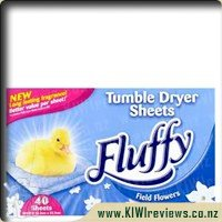 Fluffy Tumble Dryer Sheets
