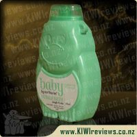 Baby by Earthwise Bubble Bath Jungle Fruits