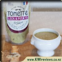 TOMeTTe - Leek and Potato Soup