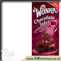 Wonka Chocolate Block Milk Chocolate Tales