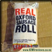 Oxford Sausage Roll