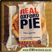 Oxford Ham Quiche