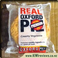 Oxford Creamy Vegetable pie