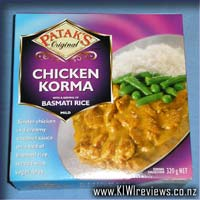 Patak's Original : Chicken Korma