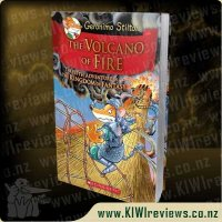 The Volcano of Fire: The Fifth Adventure in the Kingdom of Fantasy