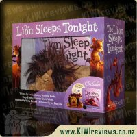 The Lion Sleeps Tonight plushy pack