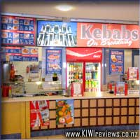 Kebabs on Broadway