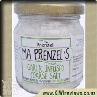 Ma Prenzel's Garlic Infused Coarse Salt