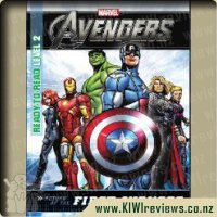 Ready-To-Read Level 2 Return of the First Avenger