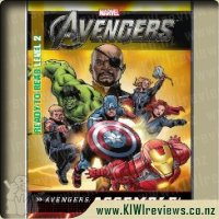 Ready-To-Read Level 2 Avengers Assemble!