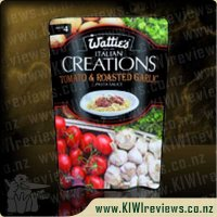 Italian Creations: Tomato & Roasted Garlic