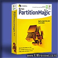 Norton Partition Magic v8.0