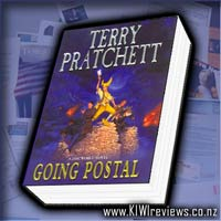 Discworld&nbsp;:&nbsp;Going&nbsp;Postal