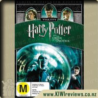 Harry Potter: 5: The Order of the Phoenix