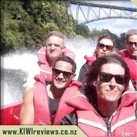 Camjet Boat Tours