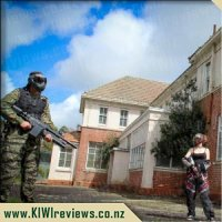 Asylum Paintball - Auckland