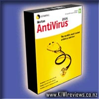 Norton AntiVirus 2005