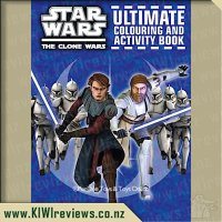 Star Wars The Clone Wars - Ultimate Colouring and Activity Book