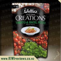 Italian Creations - Watties Tomato and Basil Pesto