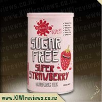 Avalanche Kids Sugar-Free - Super Strawberry