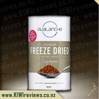 Avalanche Premium Freeze Dried Instant Coffee - Supreme