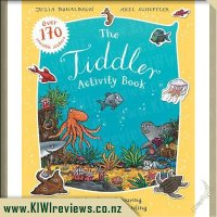 The Tiddler Activity Book
