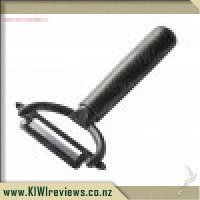 Ceramic Peeler Horizontal Black