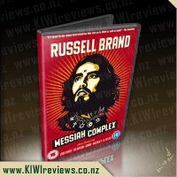 Russell Brand - Messiah Complex