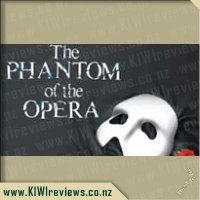 New Plymouth Operatic - Phantom of the Opera
