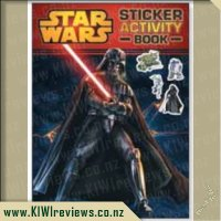 Star Wars Sticker Activity Book