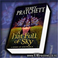 Discworld : Tiffany Aching 2 :  A Hat Full of Sky