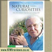 David Attenborough: Natural Curiosities Series 2