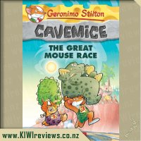 Geronimo Stilton Cavemice #5:The Great Mouse Race