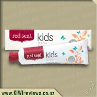 Red Seal Natural Kids SLS-Free Toothpaste