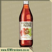 Thomas and Rose #1 - Strawberry and Lime