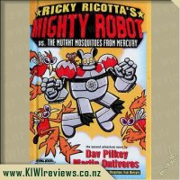 Ricky Ricotta #2: The Mutant Mosquitoes from Mercury