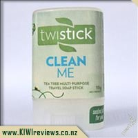 Twistick Clean Me - Travel Soap