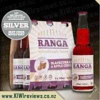 Ranga Blackcurrant and Apple Cider
