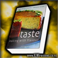 Taste - Baking with Flavour