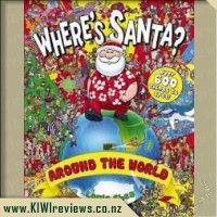 Where's Santa around the World