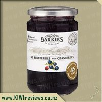NZ Blueberries with Cranberries