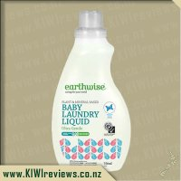 Earthwise Baby Laundry Liquid - Ultra Gentle