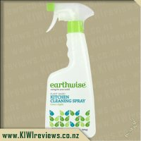 Earthwise Kitchen Cleaning Spray - Green Apple