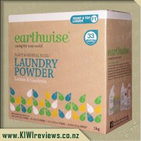 Earthwise Laundry Powder - Lemon & Gardenia