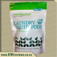 Earthwise Laundry Liquid Pods - Summer Breeze