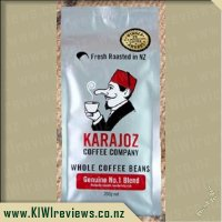 Karajoz Coffee Company Genuine No.1 Blend Whole Coffee Beans