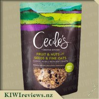 Cecile's Creative Kitchen Fruit & Nuts with Seeds & Fine Oats